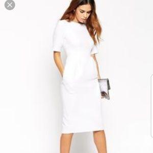 ASOS Midi Wiggle Dress